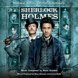 OST - Sherlock Holmes (music by Hans Zimmer) (2010)
